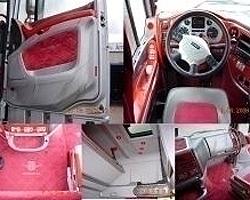 Interieurbekleding vrachtwagens auto 39 s transport vvl in for Auto interieur reinigen antwerpen