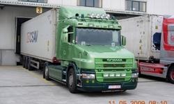 Transport Vvl - Antwerpen - Galerij
